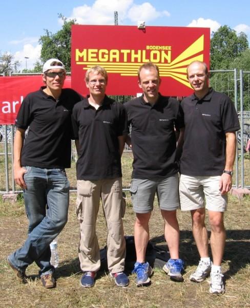 Megathlon 2007 RSG Teilnehmer