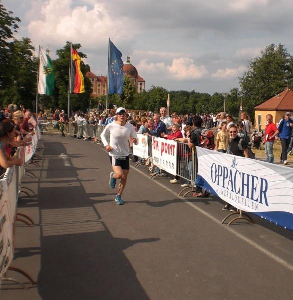 Philipp Tiedt, Ironman Moritzburg 2008