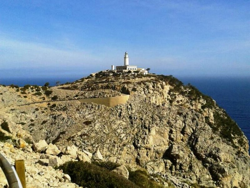Cap Formentor mit Leuchtturm