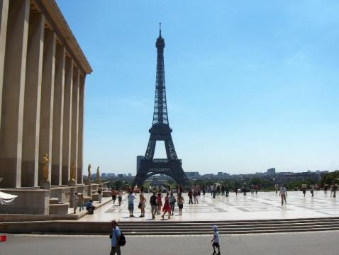 37 Ausflug nach Paris