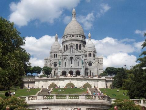 44 Ausflug nach Paris