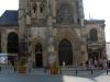 26a Stadtbesichtigung, Kirche von Pontoise