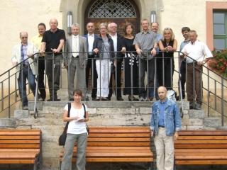 29 Empfang am Rathaus in Sömmerda