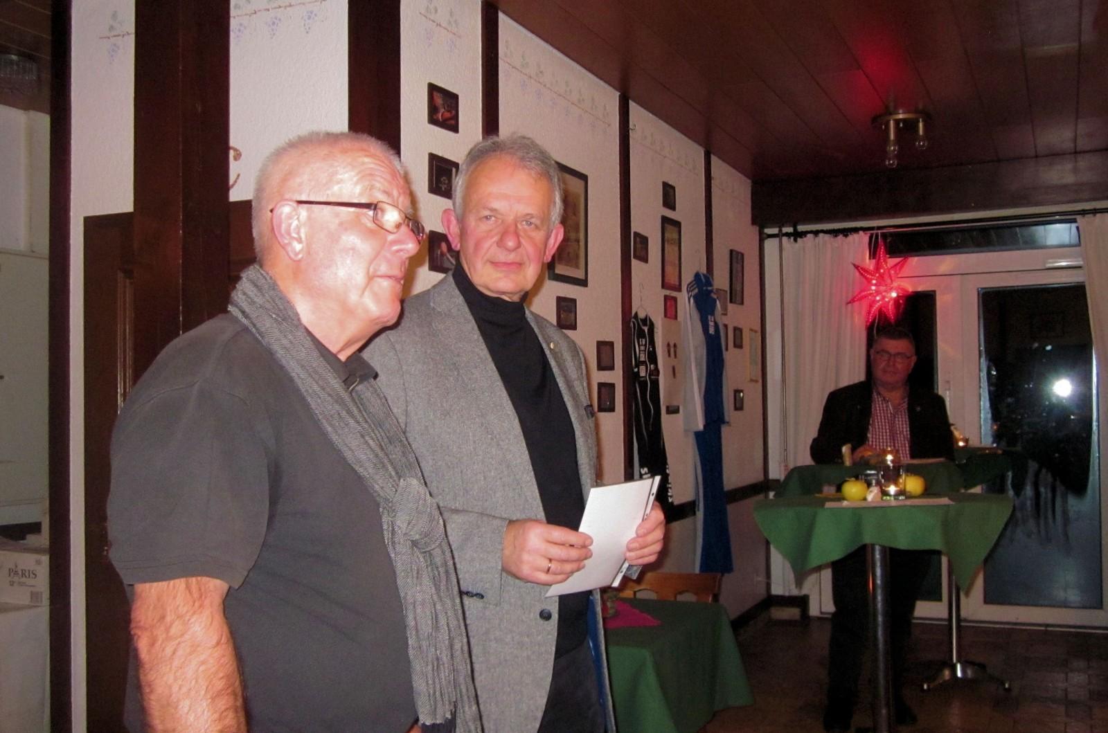 Geschichten aus der Anfangszeit des RSG Böblingen und Hans Lutz