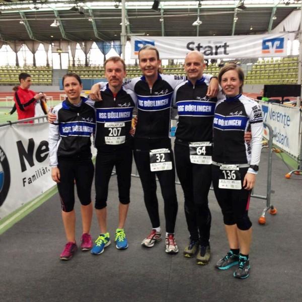 Von links: Steffi Weichert, Alli Roosen, Martin Braun, Kurt Frenzer und Claudia Kohler