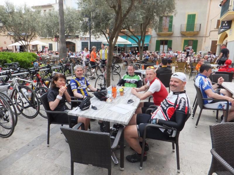Mallorca 2015 - Marktplatz Petra