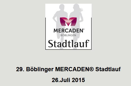 Logo Mercaden Stadtlauf 2015