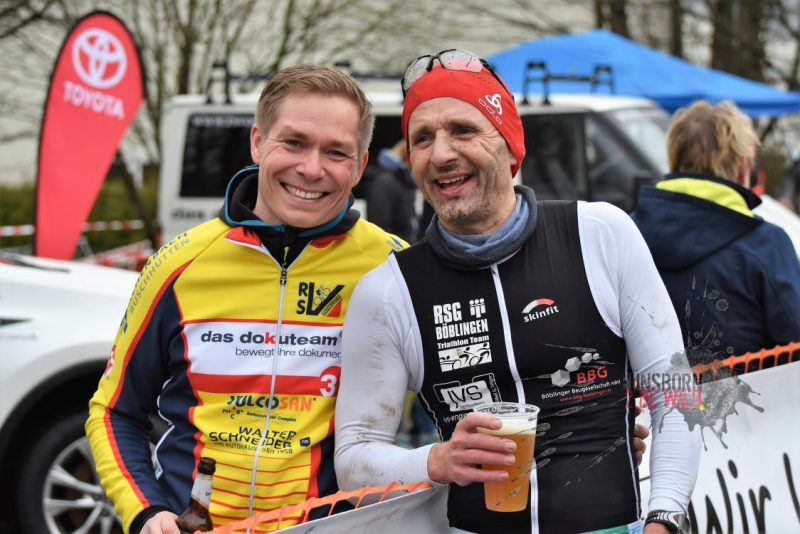 Cross-Duathlon 2017 in Hünsborn