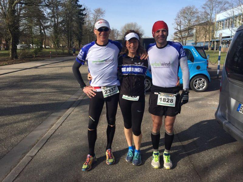 Bienwald-Marathon 2017